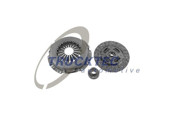Clutch kit 07.23.131 TRUCKTEC AUTOMOTIVE — only new parts