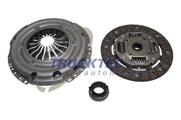 Clutch set 07.23.153 TRUCKTEC AUTOMOTIVE — only new parts