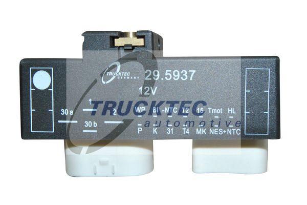 TRUCKTEC AUTOMOTIVE: Original Steuergerät, Elektrolüfter (Motorkühlung) 07.42.090 ()