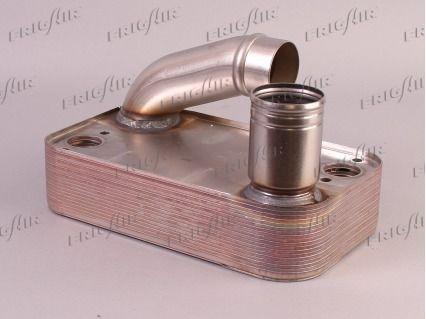 FRIGAIR Oljekylare, motor till RENAULT TRUCKS - artikelnummer: 0709.4005