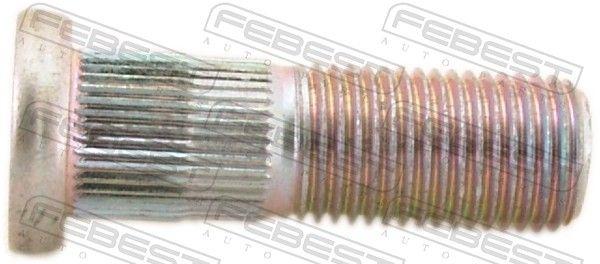 Original Hjulbultar och hjulmuttrar 0784-001 Mazda