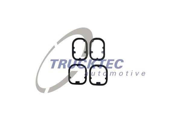 Oil cooler gasket 08.18.024 TRUCKTEC AUTOMOTIVE — only new parts