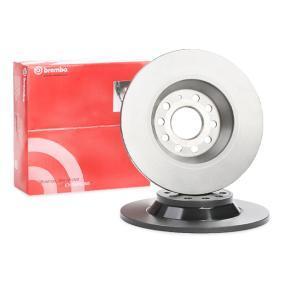 08.C501.11 BREMBO COATED DISC LINE Solid, belagd, med skruvar Ø: 300mm, Hålant.: 5, Bromsskivetjocklek: 12mm Bromsskiva 08.C501.11 köp lågt pris