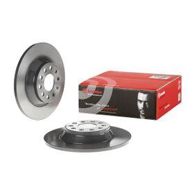 08.C501.11 Bremsscheiben BREMBO in Original Qualität