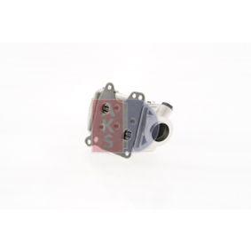 080125N AKS DASIS ohne AGR-Ventil Kühler, Abgasrückführung 080125N günstig kaufen