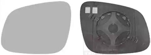 CHEVROLET SPARK 2021 Spiegelglas - Original VAN WEZEL 0808835