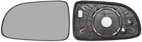 CHEVROLET TRAX 2016 Spiegelglas Außenspiegel - Original VAN WEZEL 0815835