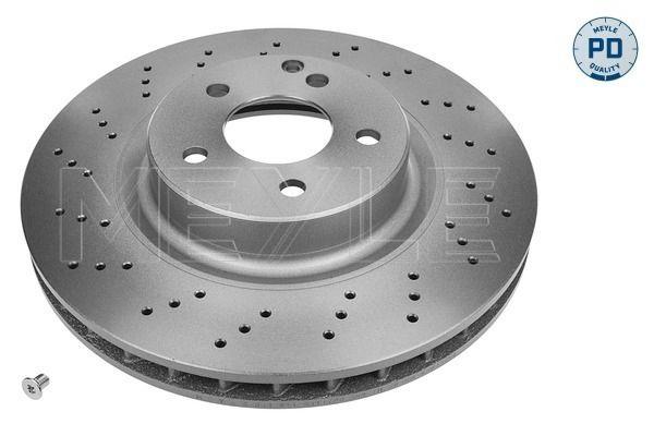 Meyle Disque de frein PD qualit/é R/éf/érence 183 521 1044//PD