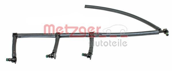 METZGER: Original Kraftstoffverteiler 0840038 ()
