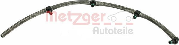 METZGER: Original Kraftstoffverteiler 0840061 ()
