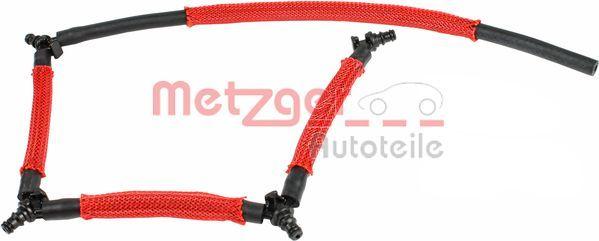 METZGER: Original Kraftstoffverteiler 0840066 ()