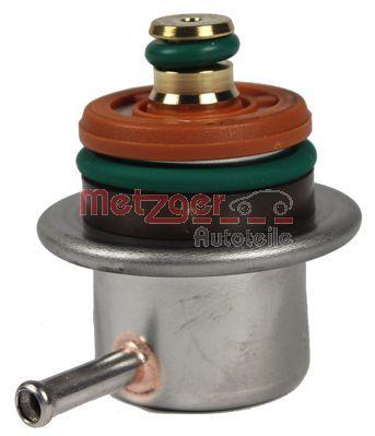 AUDI CABRIOLET 1994 Kraftstoffdruckregler - Original METZGER 0892132