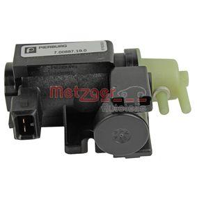 0892302 METZGER ORIGINAL ERSATZTEIL Druckwandler, Turbolader 0892302 günstig kaufen