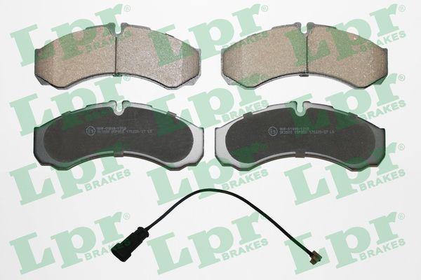 88960 LPR Ø: 295mm Breite: 46mm Bremsbackensatz 08960 günstig kaufen