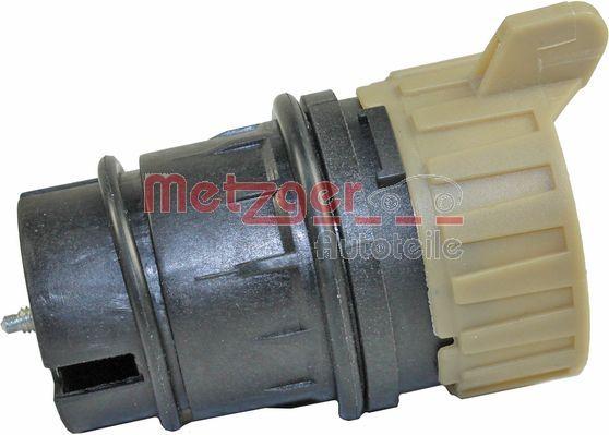 METZGER Steckgehäuse, Automatikgetriebe-Steuereinheit 0899042