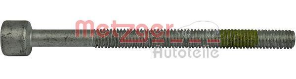 METZGER: Original Wärmeschutzscheibe, Einspritzanlage 0899046 ()