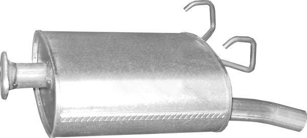 Original Endschalldämpfer 09.06 Honda