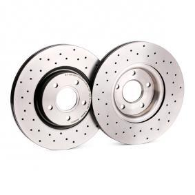 0994681X Brake Disc BREMBO 09.9468.1X - Huge selection — heavily reduced