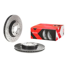 09.9468.1X Brake Disc BREMBO - Experience and discount prices
