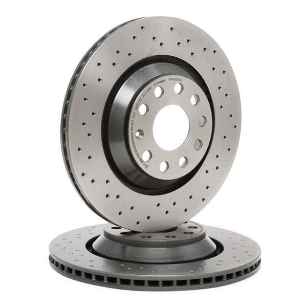 09.A200.1X Disc Brakes BREMBO - Experience and discount prices