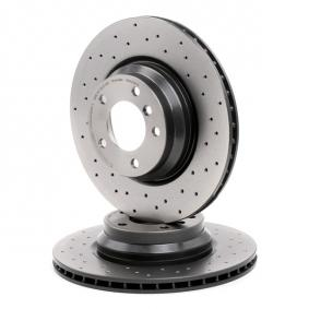 09.A259.1X Brake Disc BREMBO - Cheap brand products