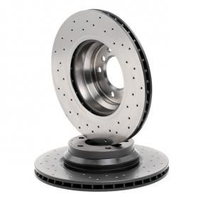 09.A259.1X Brake Disc BREMBO - Experience and discount prices