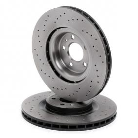 09.B039.1X Brake Disc BREMBO - Experience and discount prices