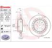 Bremsscheibe 09.B507.11 — aktuelle Top OE 52 32 756 Ersatzteile-Angebote