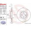 Bremsscheibe 09.B754.11 — aktuelle Top OE 34106784366 Ersatzteile-Angebote