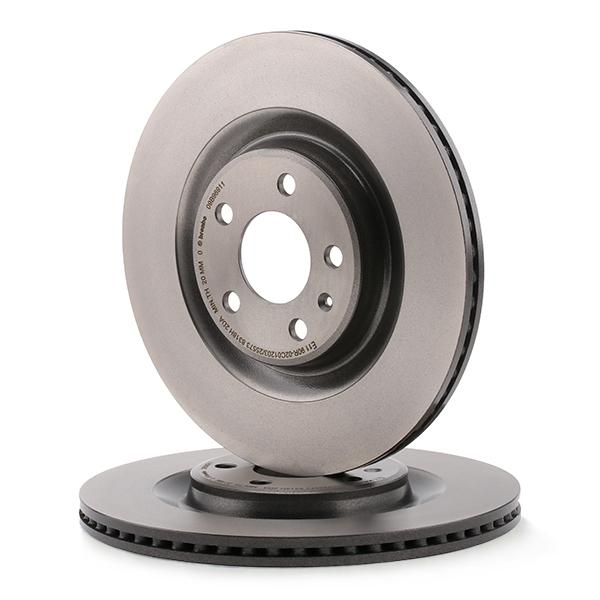 09.B969.11 Brake Rotors BREMBO - Cheap brand products