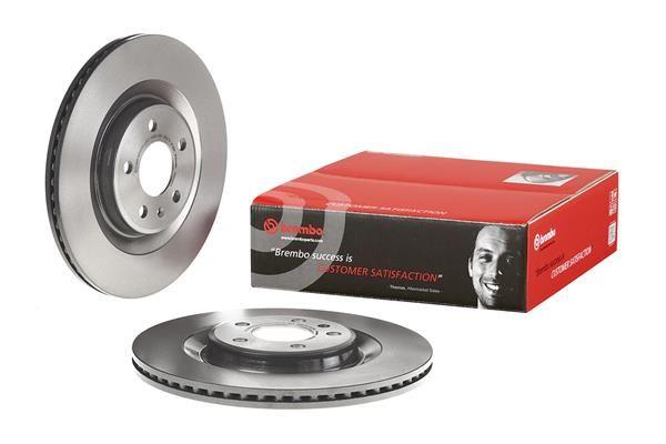 09.B969.11 Brake Disc BREMBO Test