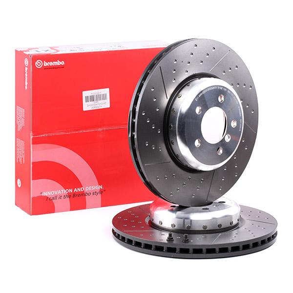 Brake Disc BREMBO 09.C394.13 Reviews