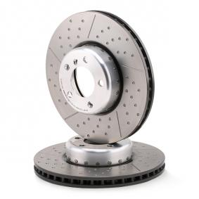 09.C398.13 Brake Disc BREMBO - Cheap brand products