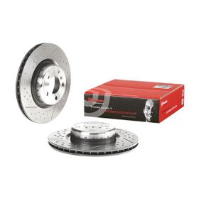 09.C400.13 Brake Disc BREMBO original quality