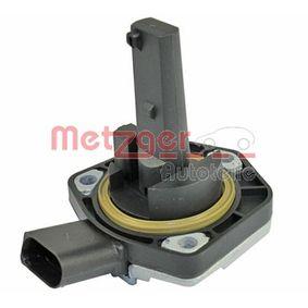 0906007 METZGER Sensor, Motorölstand 0901170 günstig kaufen