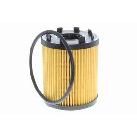 V40-0607 VAICO Filtereinsatz, Original VAICO Qualität Innendurchmesser: 26,5mm, Ø: 64,5mm, Ø: 66mm, Höhe: 83mm Ölfilter V40-0607 günstig kaufen