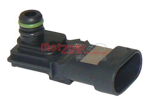 0905243 METZGER Pol-Anzahl: 3-polig Sensor, Saugrohrdruck 0906045 günstig kaufen