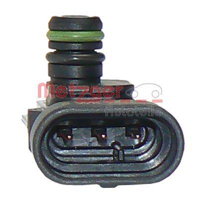 METZGER   Sensor, Saugrohrdruck 0906045