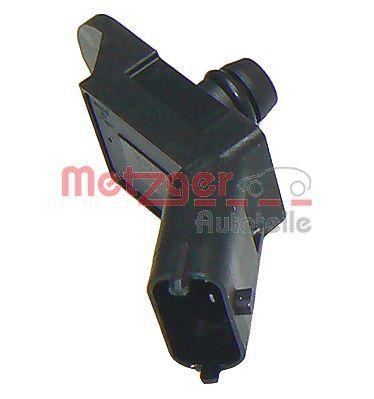 METZGER Sensor, Saugrohrdruck 0906075