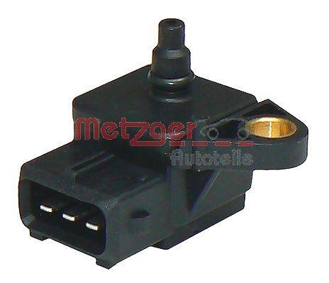 Sensor Ladedruck METZGER 0906082