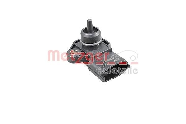 METZGER Sensor, Ladedruck 0906240