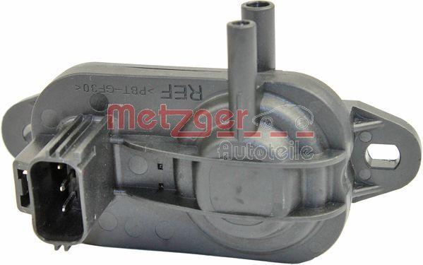 METZGER: Original Steuergeräte, Sensoren, Relais 0906258 ()