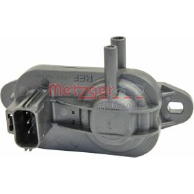 0906258 METZGER Partikelfilter Sensor, Abgasdruck 0906258 günstig kaufen