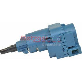 0911146 Schalter, Kupplungsbetätigung (GRA) METZGER Erfahrung