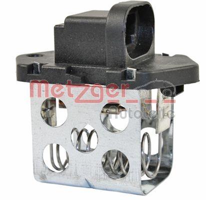 0917230 METZGER Vorwiderstand, Elektromotor-Kühlerlüfter 0917230 günstig kaufen