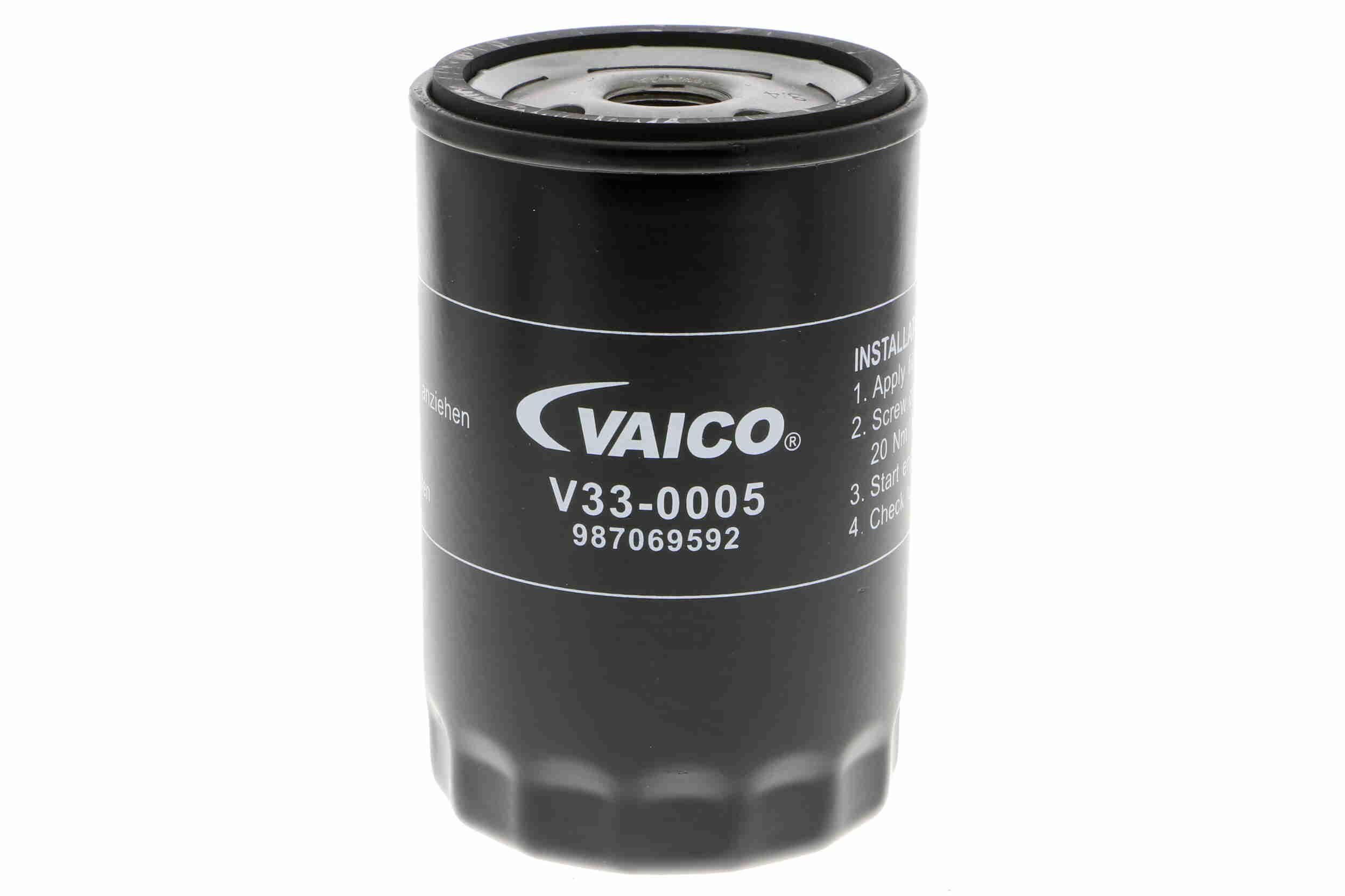 Motorölfilter VAICO V33-0005