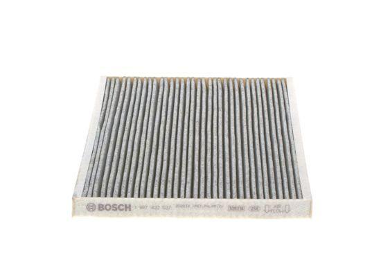 BOSCH: Original Pollenfilter 1 987 432 537 (Breite: 268mm, Höhe: 22mm, Länge: 222mm)