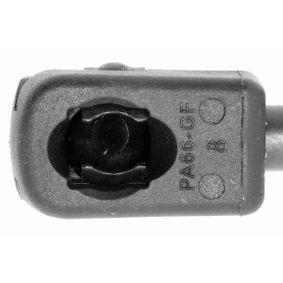 V460387 Heckklappendämpfer / Gasfeder VAICO V46-0387 - Große Auswahl - stark reduziert