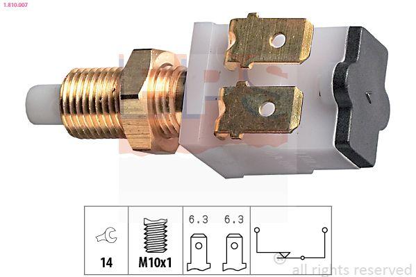 OE Original Bremspedalschalter 1.810.007 EPS