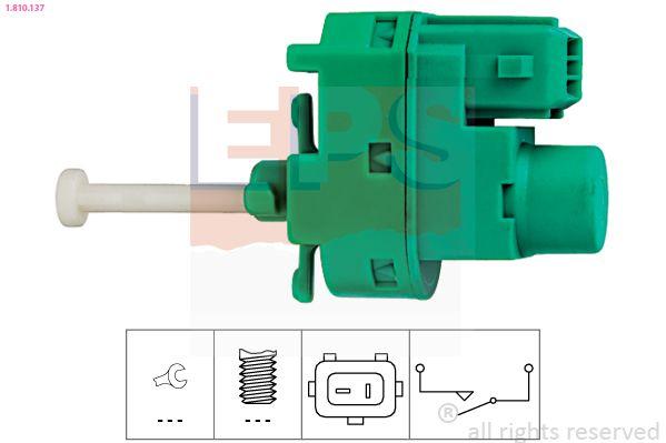 KW510137 EPS Made in Italy - OE Equivalent Bremslichtschalter 1.810.137 günstig kaufen